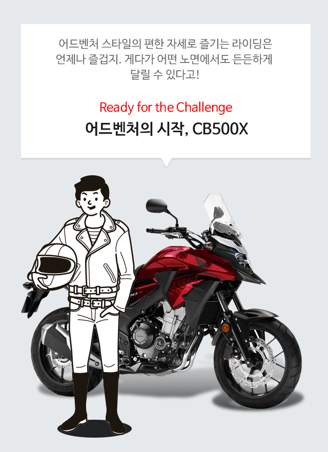 cb500x real story