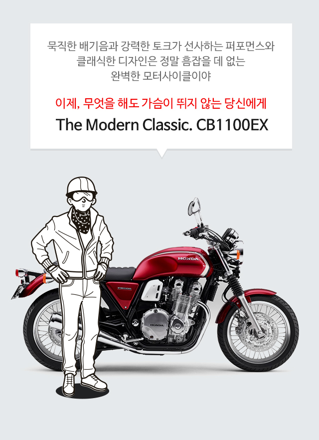 cb1100ex real story
