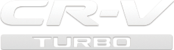 cr-v turbo logo